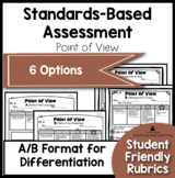 Standards Based Assessment: Point of View Determining Perspective