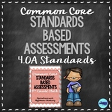 Operations and Algebraic Thinking- 4th Grade Common Core M