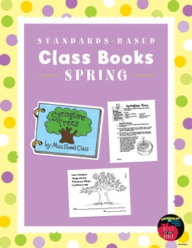 Standards-Based Class Books: Spring