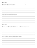 Standards Based Exit Tickets (Editable) for Grade 3 Reading