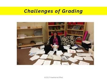 Standards Based Grading For Texas Teachers
