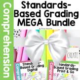 Standards Based Grading  Reading Assessment   BUNDLE   Year Long