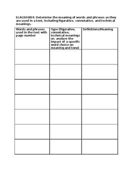 Standards-Based Literature Circles2