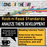 Standards Based Mini Lesson:  Anayzing Theme Development,