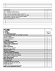 Standards-Based Report Card - Kindergarten