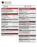 Standards Based Report Card - 2nd Grade