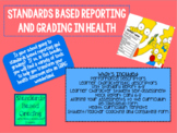 Standards Based Reporting and Grading for Middle School Health