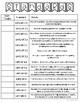 Standards Checklist for First Grade