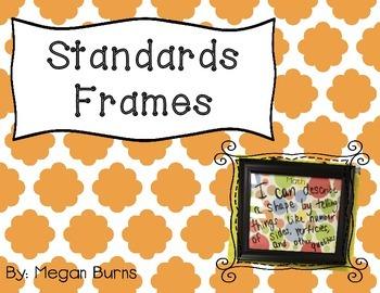 Standards Frames