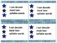 Standards / Power Goal Cards and Editable Name Cards 2Blue Level