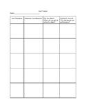 Standards Quiz Tracker