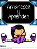 Standards-based Morning Activity Binder IN SPANISH! (Readi