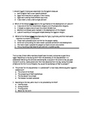 Standards based test questions - Mesopotamia and Egypt
