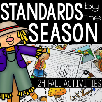 Standards by the Season (Fall Edition)