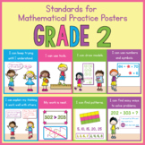 2nd Grade Standards for Mathematical Practice Posters