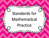 Standards for Mathematical Practice Posters