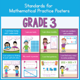 3rd Grade Standards for Mathematical Practice Posters