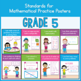 Standards for Mathematical Practice Posters - 5th Grade