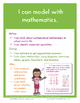 Standards for Mathematical Practice Posters - 6th Grade