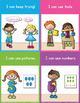 Standards for Mathematical Practice Posters - Kindergarten