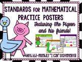 Standards for Mathematical Practice Posters- Primary Friendly {Pigeon Theme}