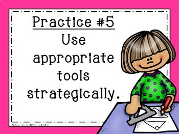 Standards for Mathematical Practice Posters and Handout