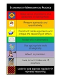 Standards of Mathematical Practice Pinch Cards