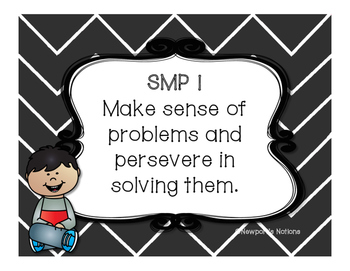Standards of Mathematical Practice for Common Core