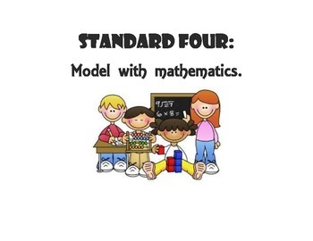 Standards of Mathematical Practices Poster