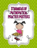 Standards of Mathematical Practices Posters K-2