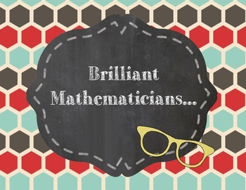 Standards of Mathematical Practices in Kid Friendly Language Glasses Design