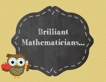 Standards of Mathematical Practices in Kid Friendly Langua