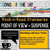 Standards Based Mini-Lesson:  Point of View, Song of the Day