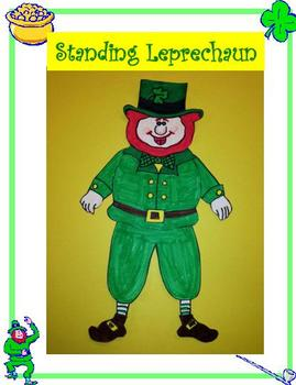 Standing Leprechaun