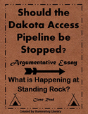 Standing Rock: The Dakota Access Pipeline. A Close Read &