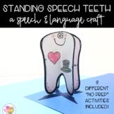 Articulation and Language Teeth: A No Prep Dental Craft