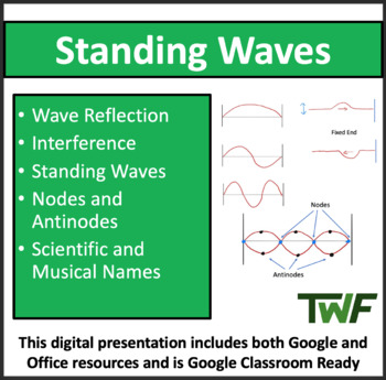 Standing Waves - A Physics Lesson Package