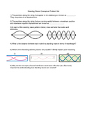 Standing Waves Conceptual Problem Set