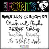 Stanford Fonts • Font Volume 16
