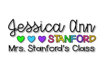 Stanford Fonts - Vol. 2