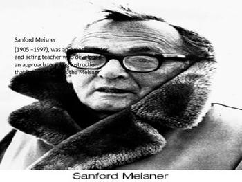 Stanford Meisner Technique Powerpoint