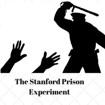 Stanford Prison Experiment: Website Guide & Essay (ELA, Social Studies)