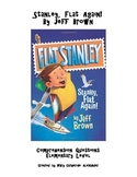 Stanley, Flat Again!  comprehension packet