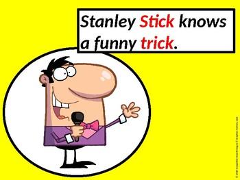 Stanley Stick E-Book