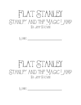 Stanley and the Magic Lamp Book Club
