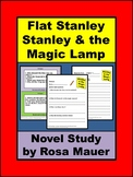 Stanley and the Magic Lamp (Flat Stanley #2) by Jeff Brown Book Unit