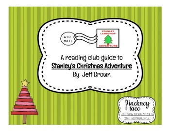 Stanley's Christmas: Reading Club Adventure