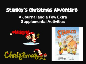 Stanley's Christmas Adventure Journal