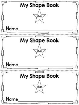 2D Shape Star