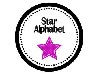 Star Alphabet